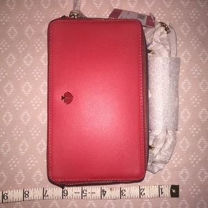 Kate Spade Crossbody Leather Izzy Small Handbag